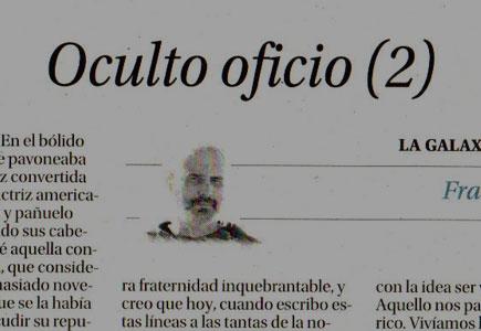 Artículo Paco León