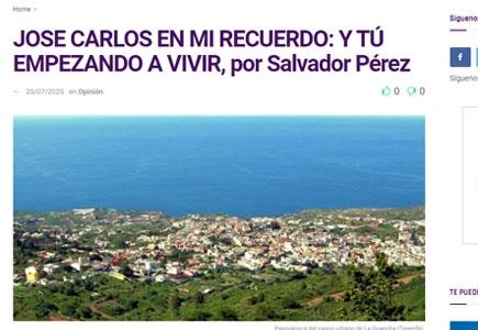 Jose Carlos en mi recuerdo